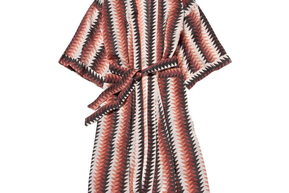 block shop x atelier ace mojave robe