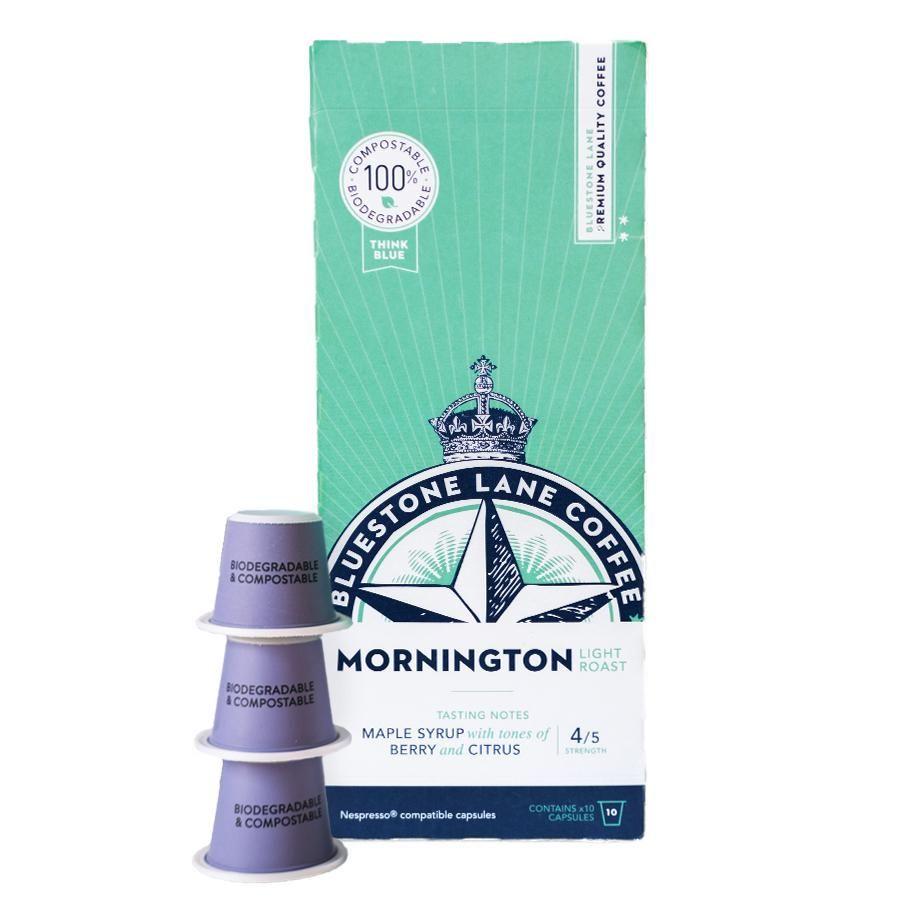 bluestone lane compostable coffee capsules subscription