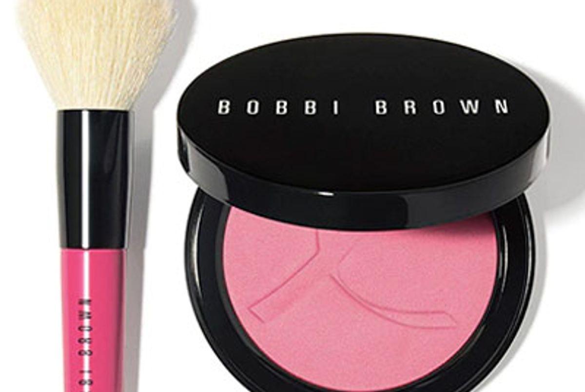 Limited-Edition Pink Peony Illuminating Bronzing Powder Set