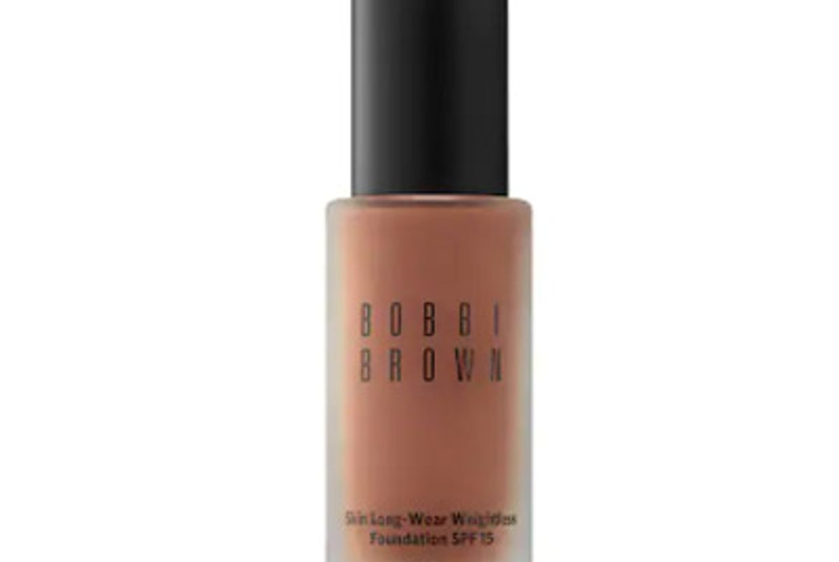 bobbi brown skin long wear weightless foundation
