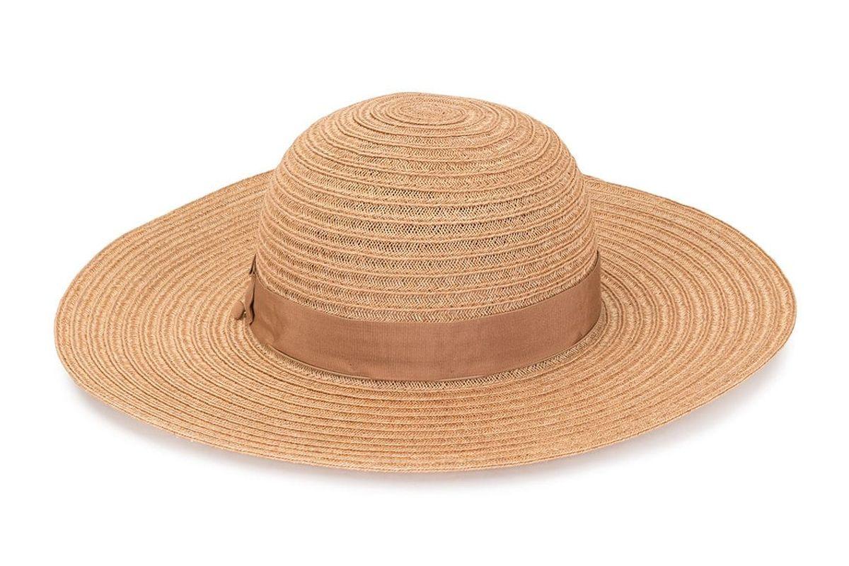 borsalino wide brim hat