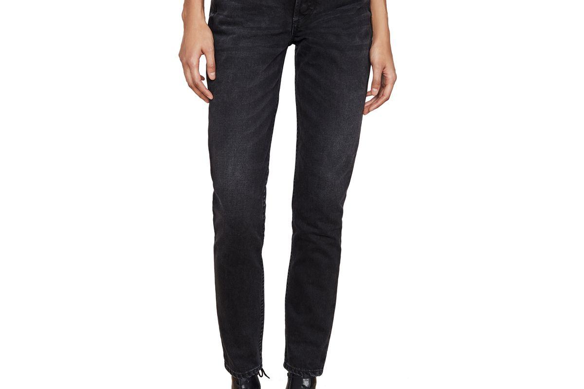 boyish the billy high rise skinny jeans