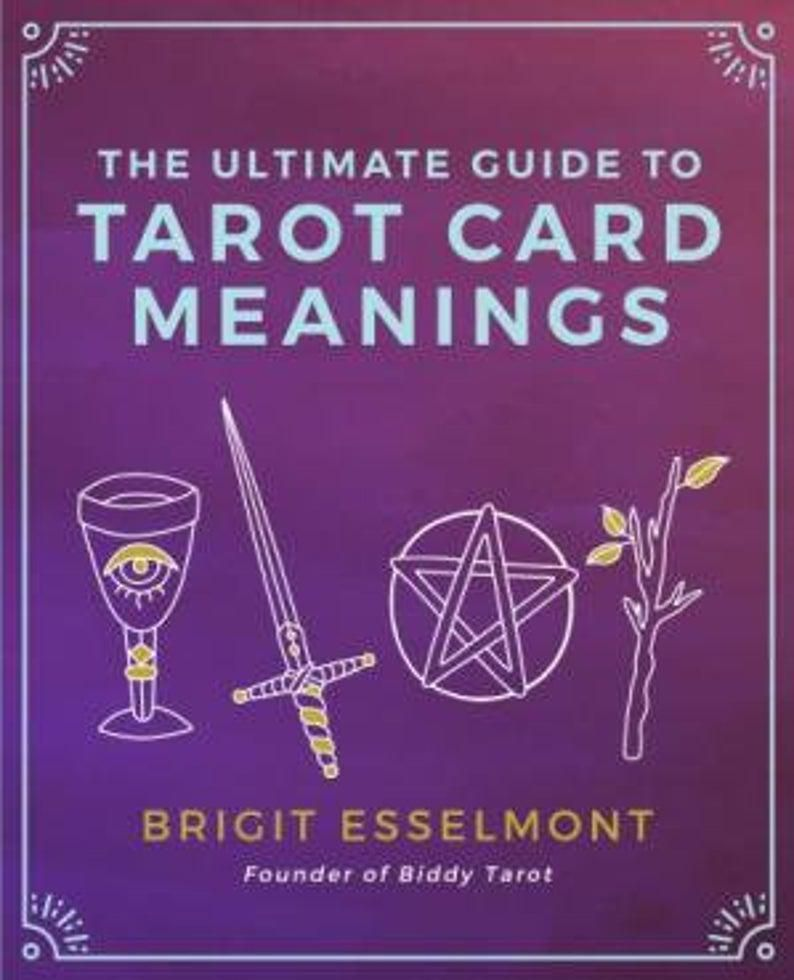 brigit esselmont the ultimate guide to tarot card meanings