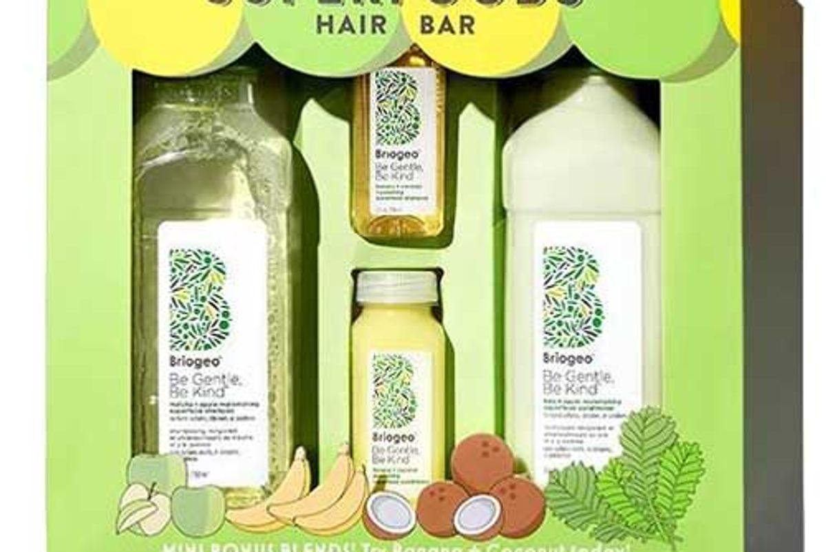 briogeo hair superfoods hair bar