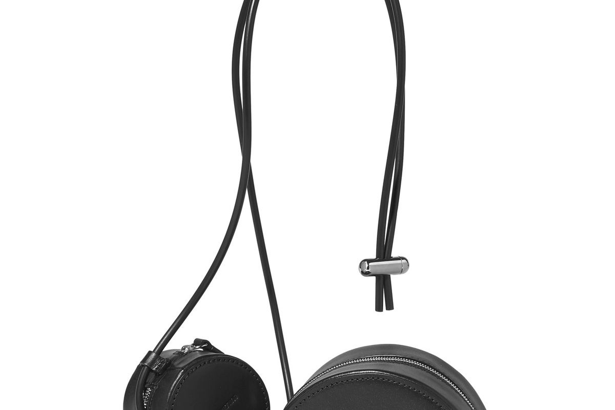 ETC Sling Set of Two Leather Pouches