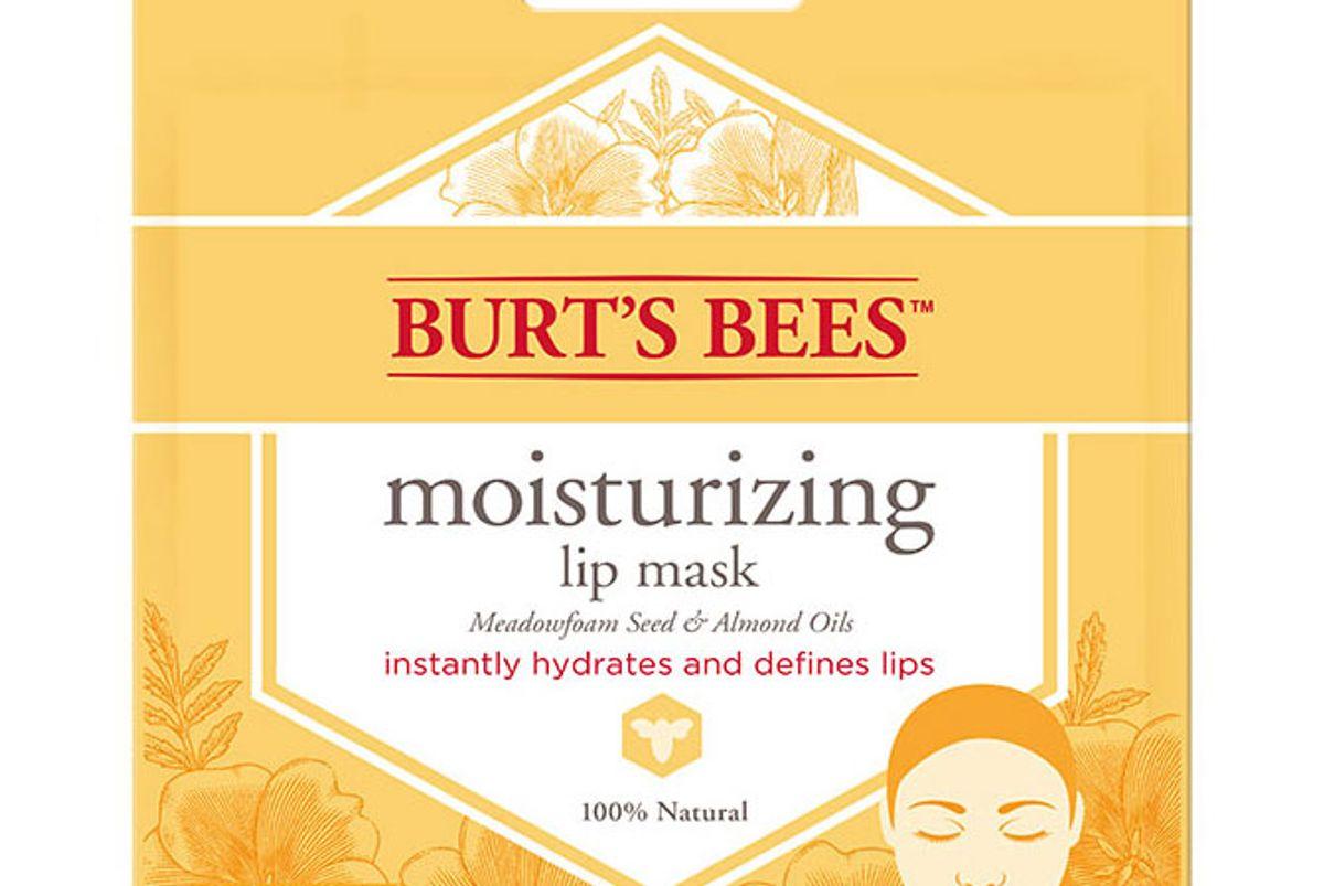 burt's bees moisturizing lip mask