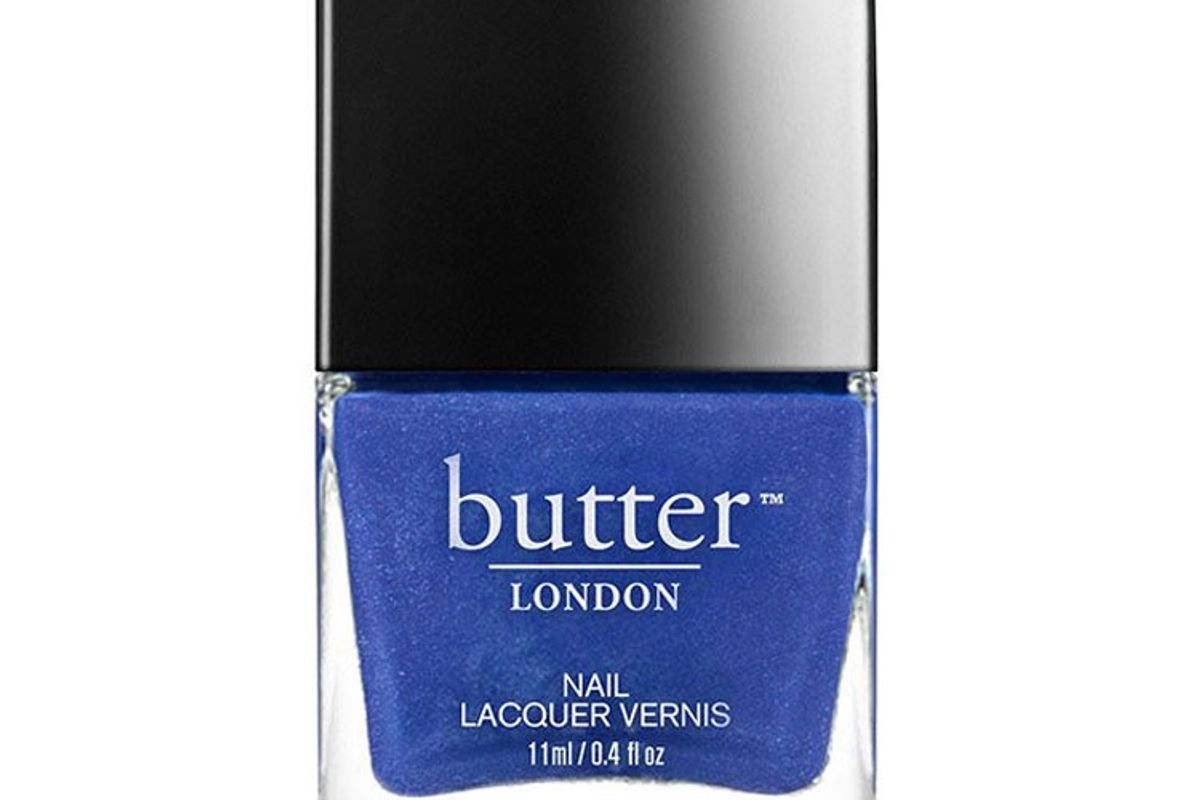 butter london giddy kipper nail polish