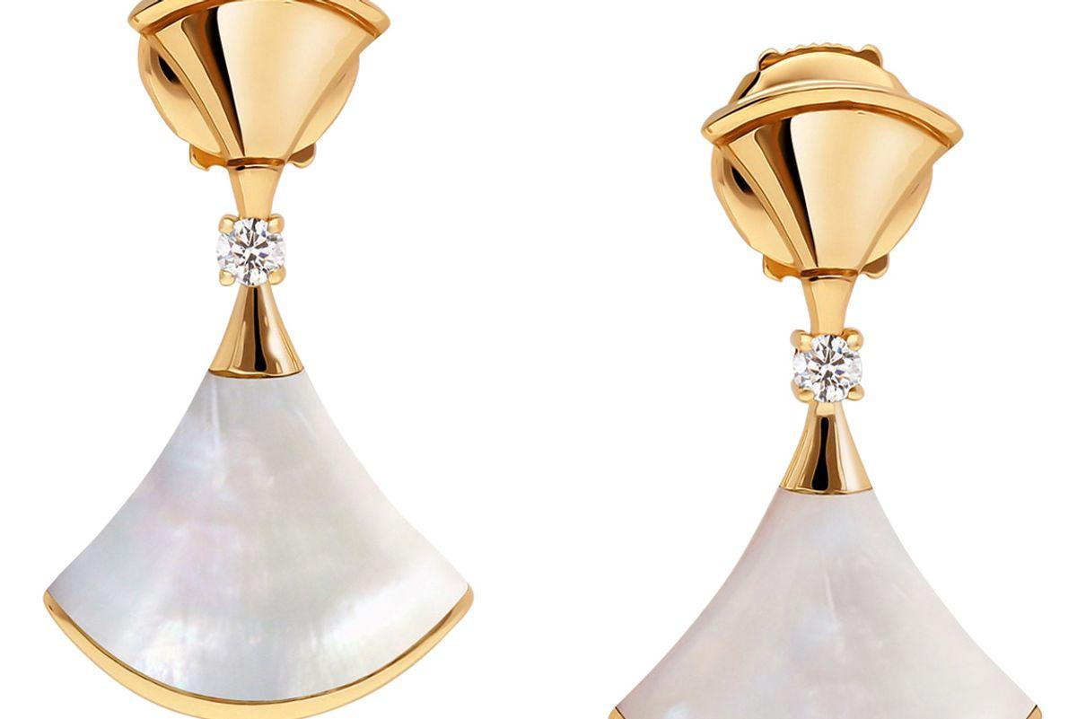 bvlgari divas dream earrings