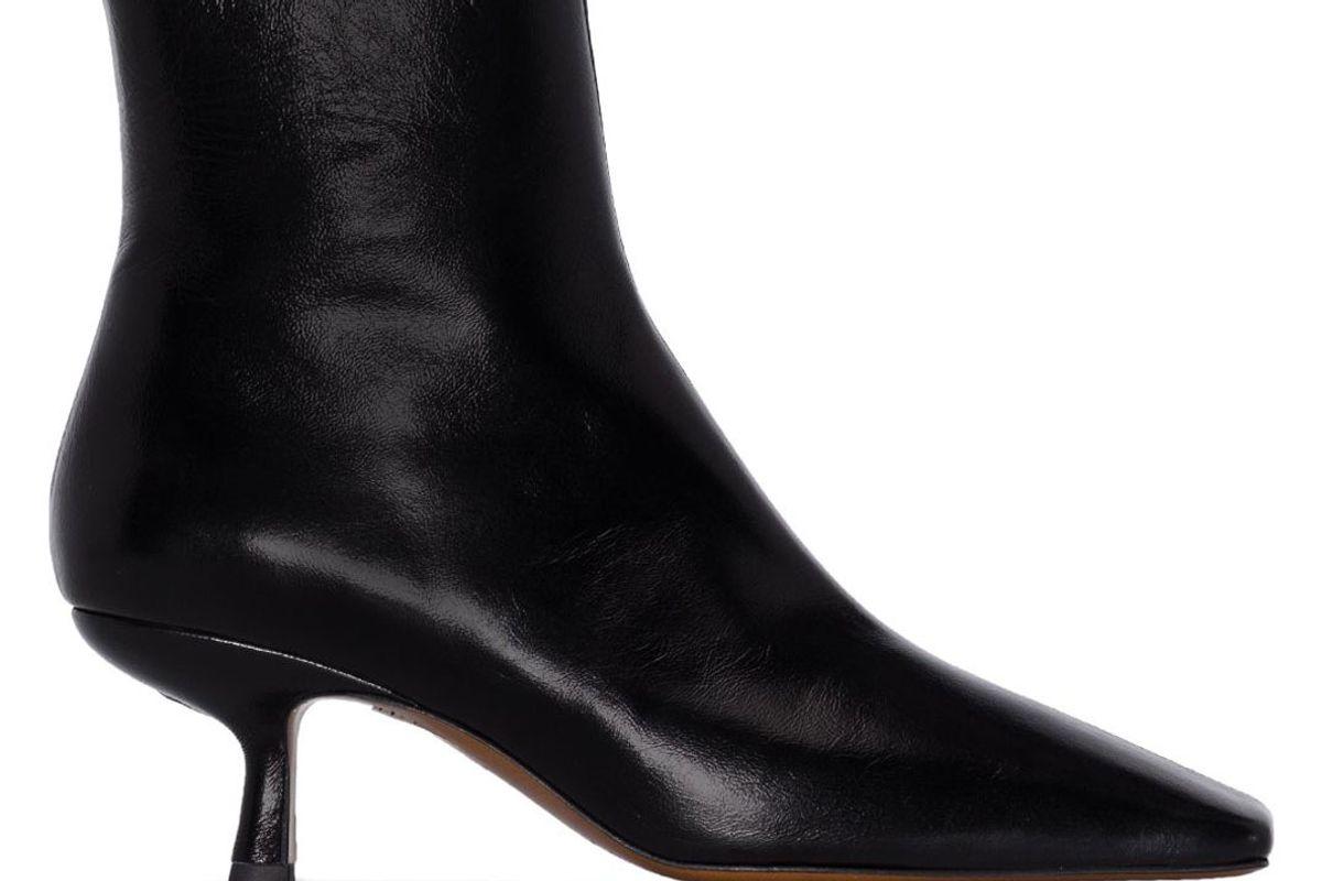 by far kitten heel boots