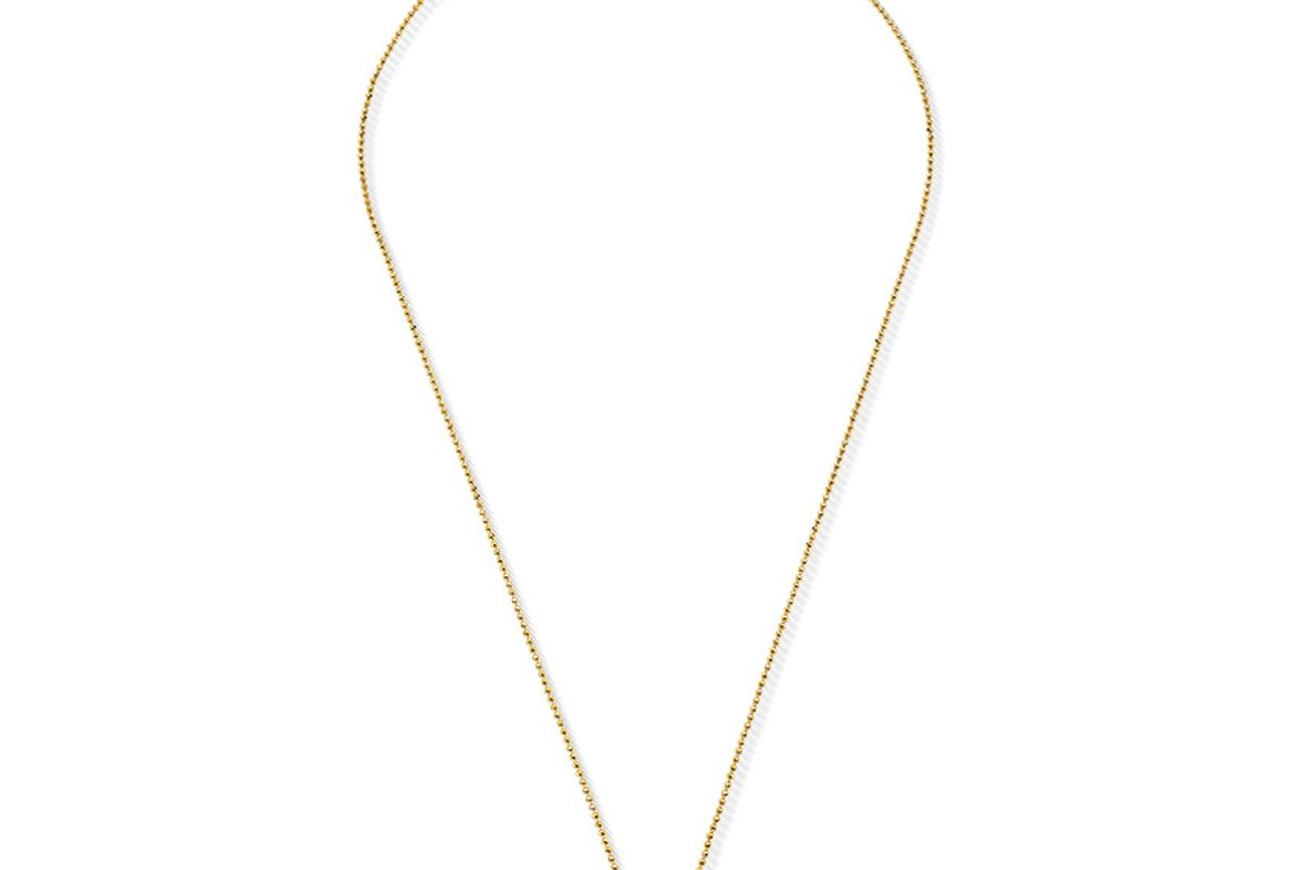 cadar reflections pendant necklace small