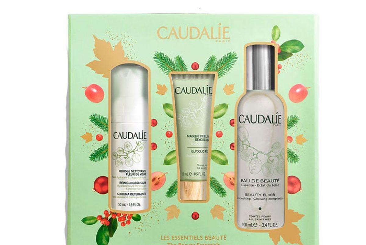 caudalie beauty elixir essentials set