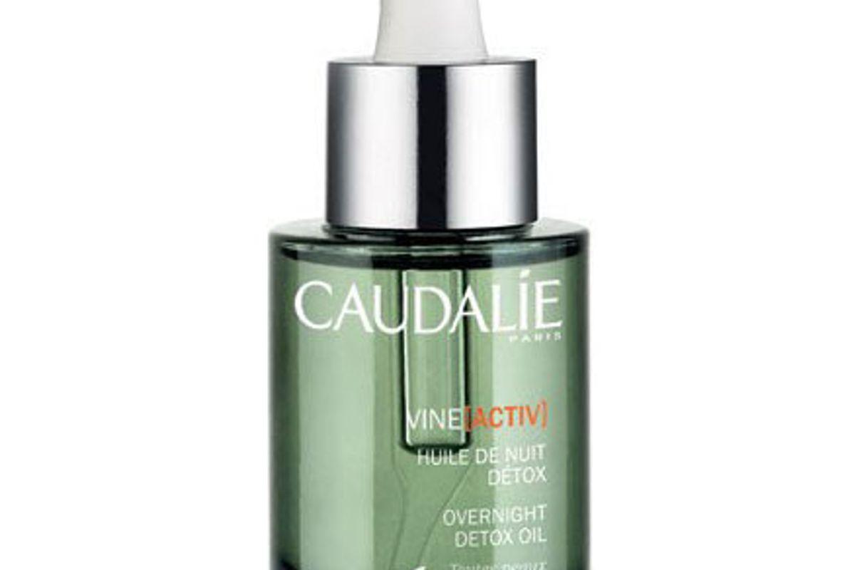 caudalie overnight detox oil