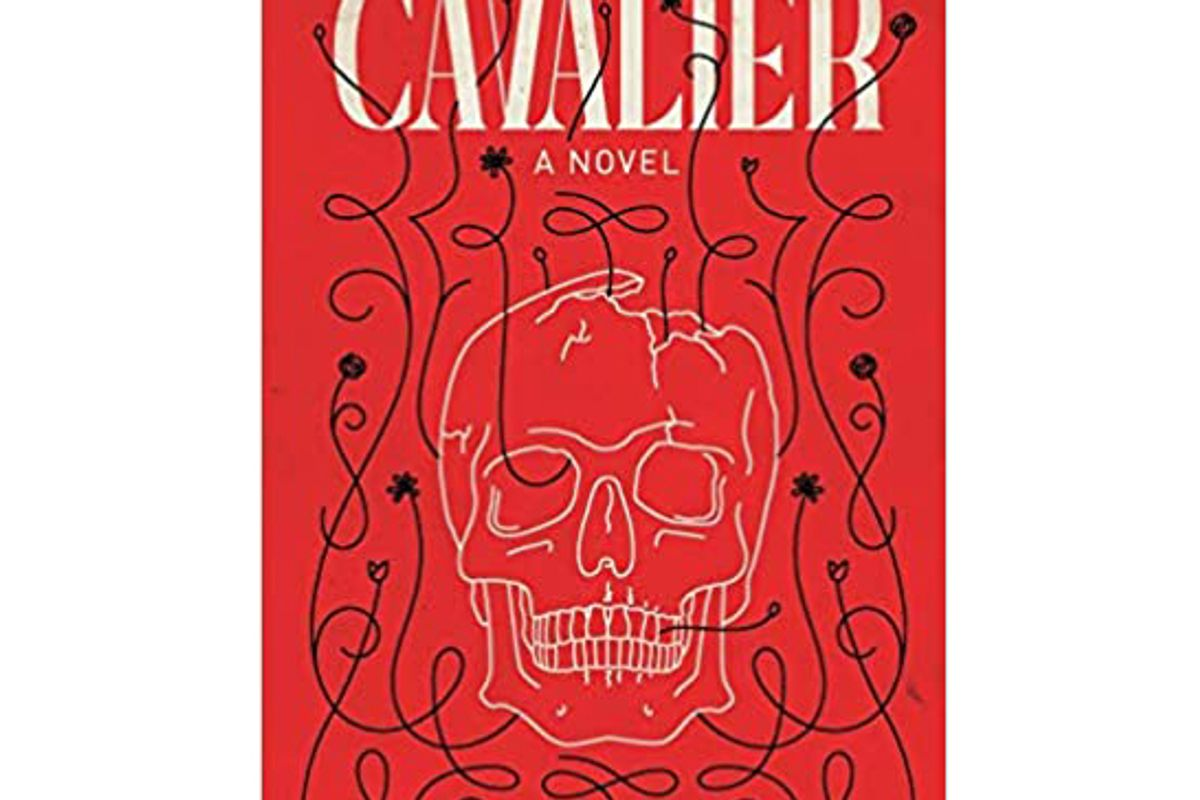 k.m. dudley cavalier a novel