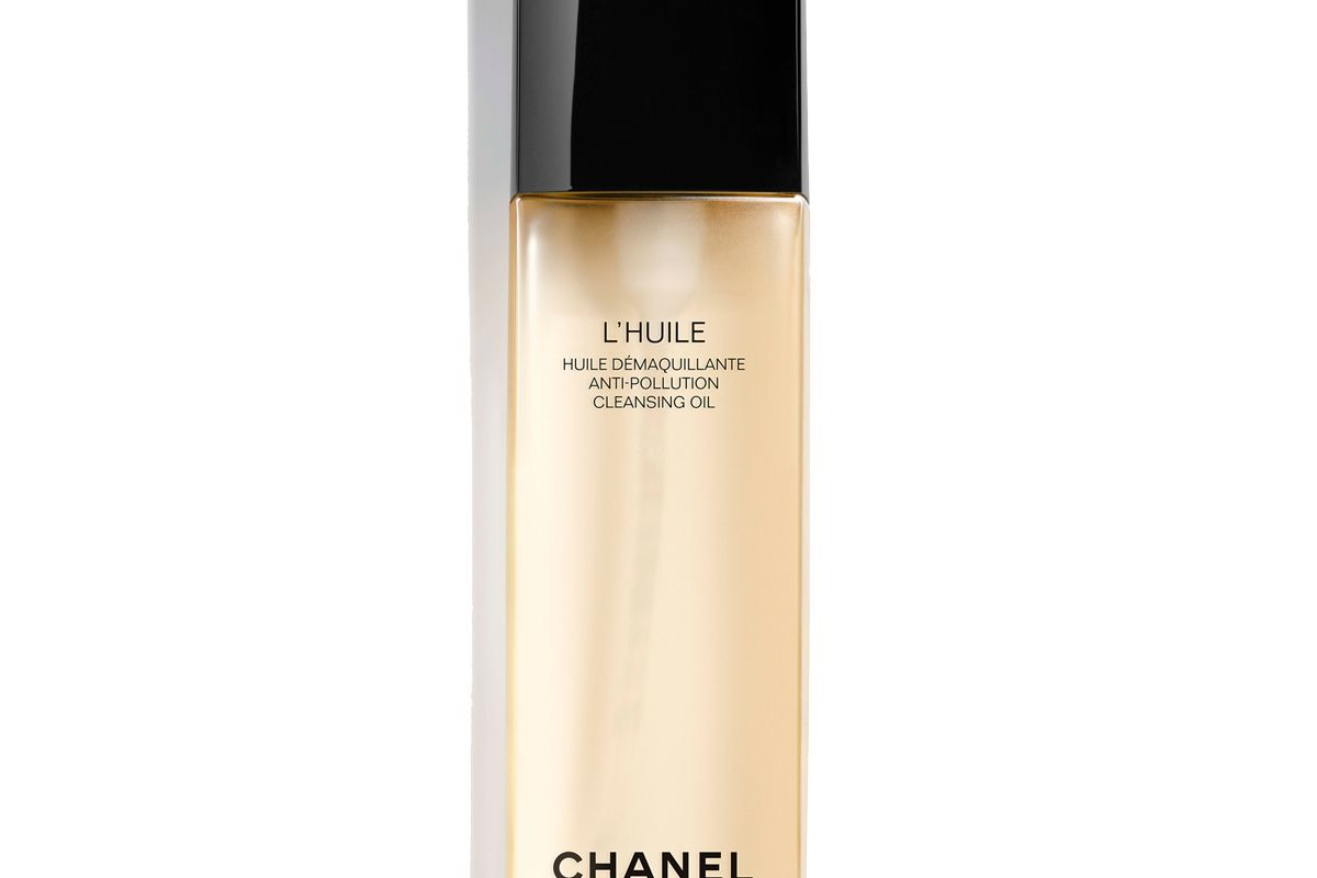 chanel beauty lhuile anti pollution cleansing oil