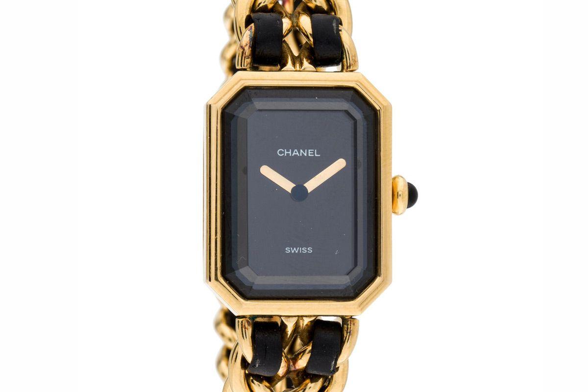 chanel premiere rock watch