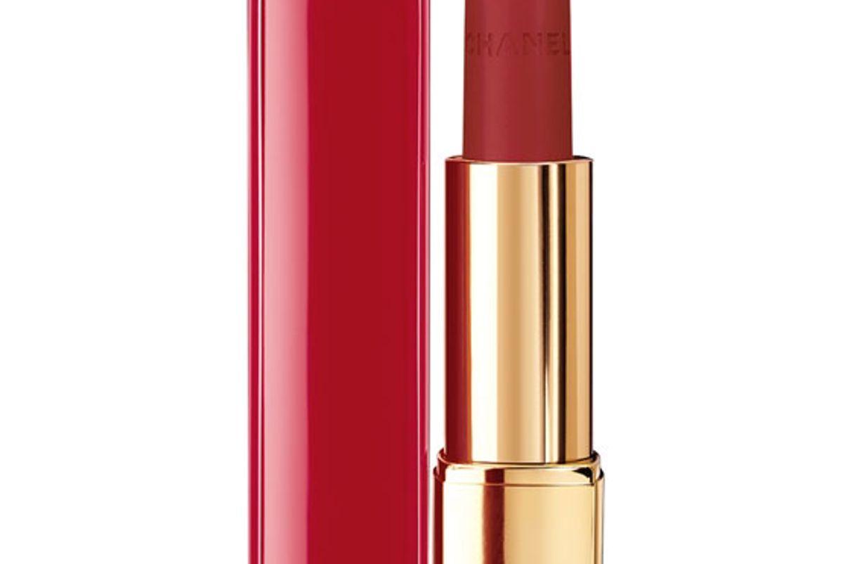 chanel rouge allure velvet luminous matte lip colour in no. 3