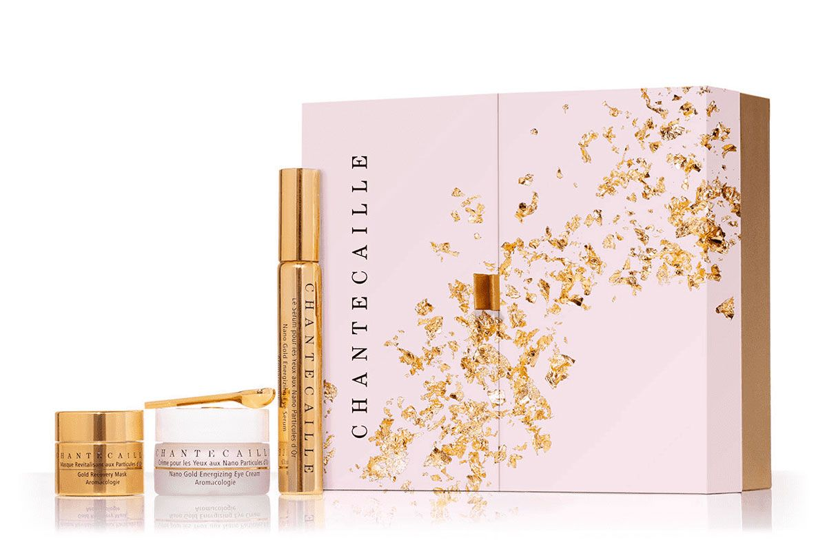 chantecaille radiance firming essentials gold