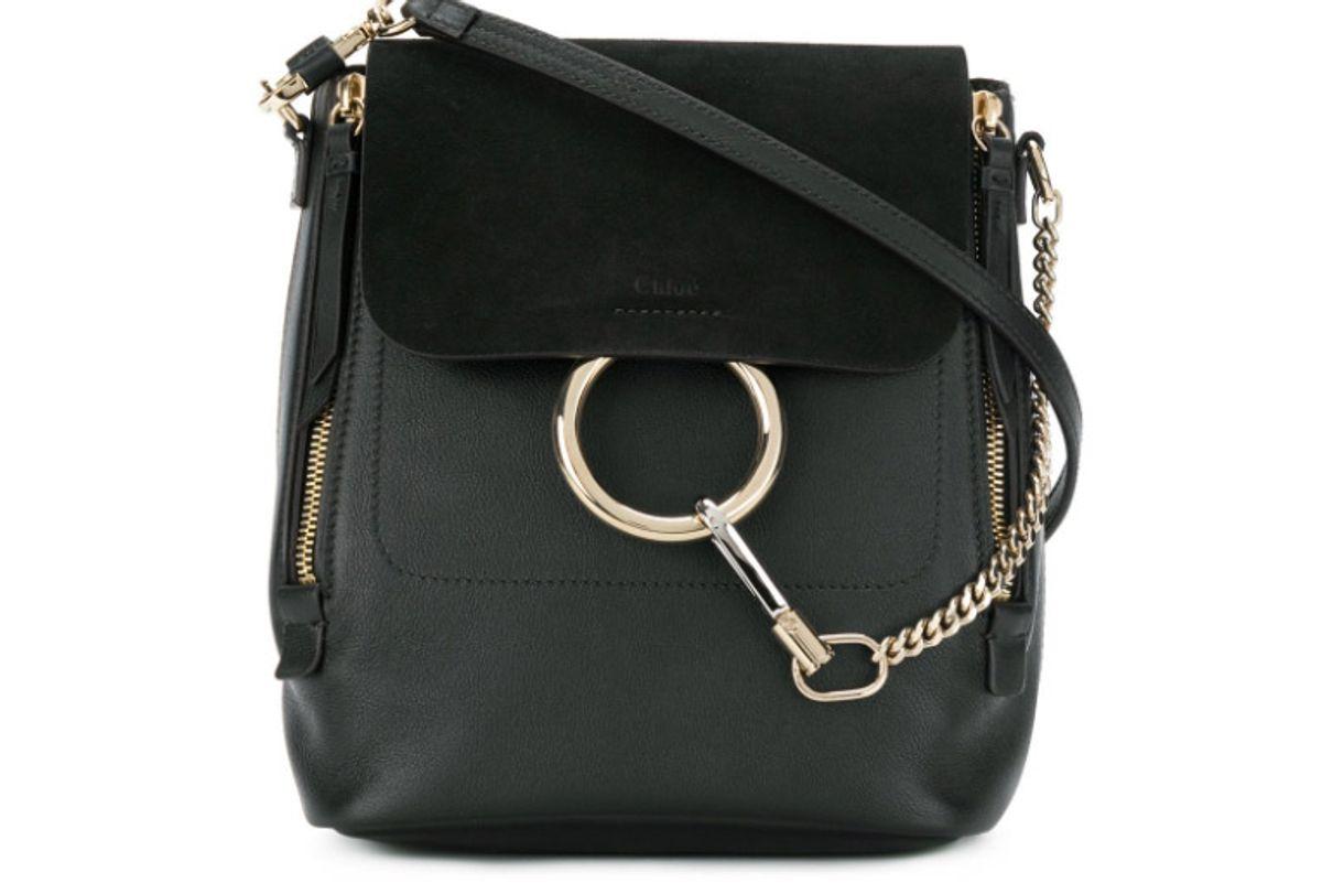 chloe faye small backpack item