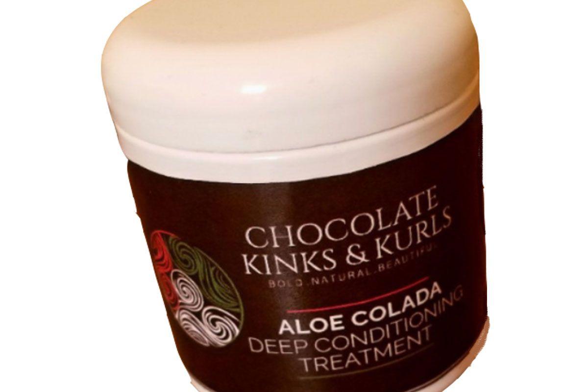 Aloe Colada Deep Conditioning Treatment