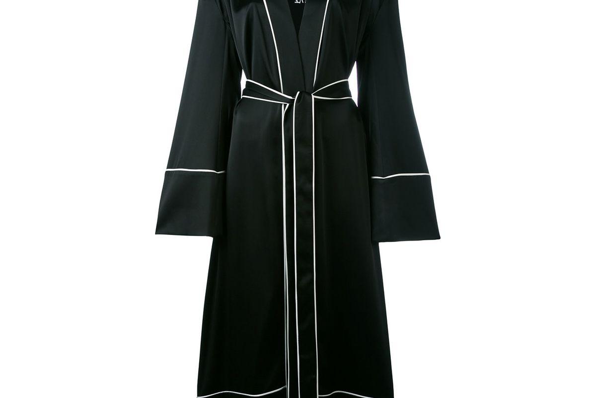 Belted Robe Coat