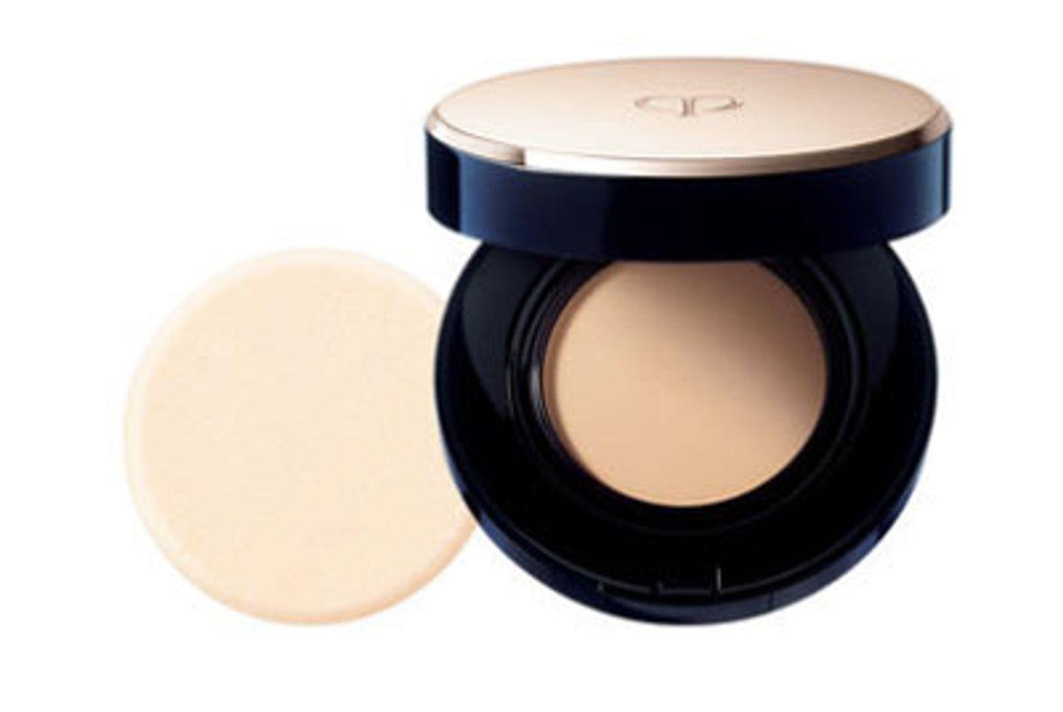 cledepau beaute radiant cream to powder foundation