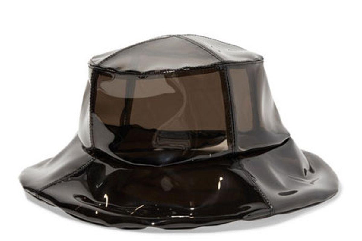 clyde vinyl bucket hat