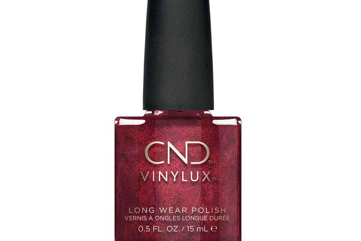 cnd vinylux long wear nail polish