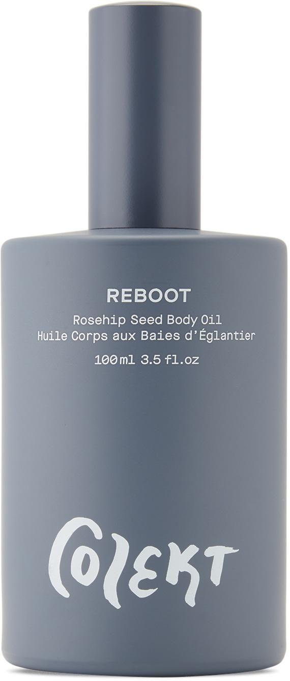 colekt reboot body oil