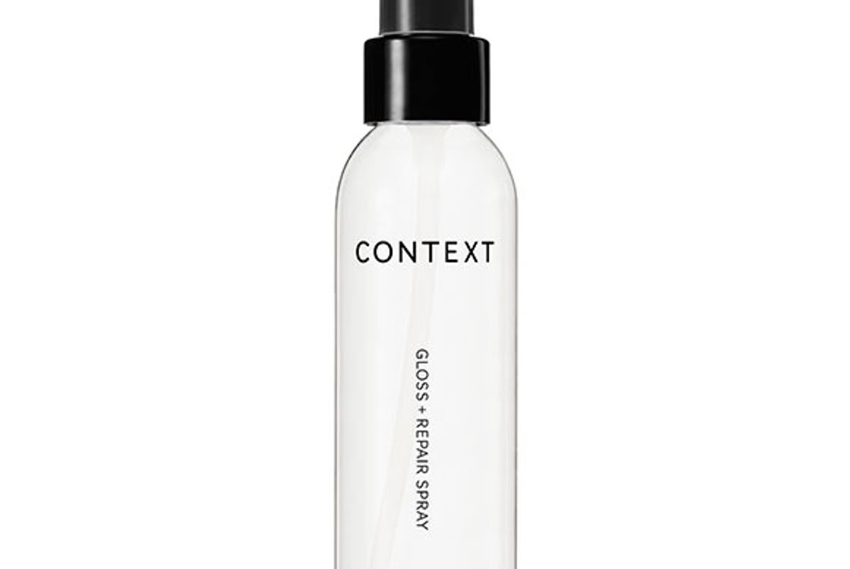 context gloss plus repair spray