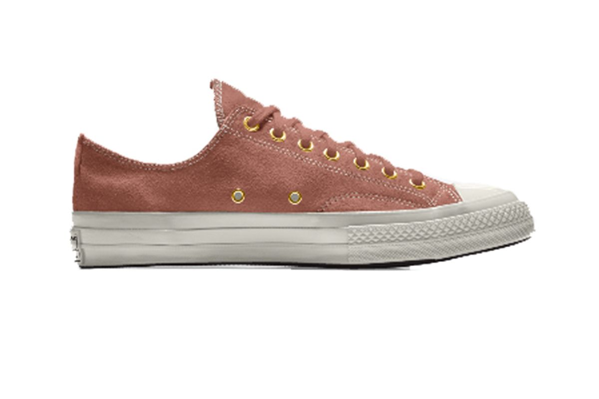 Converse Chuck Taylor All Star '70 Suede Low Top