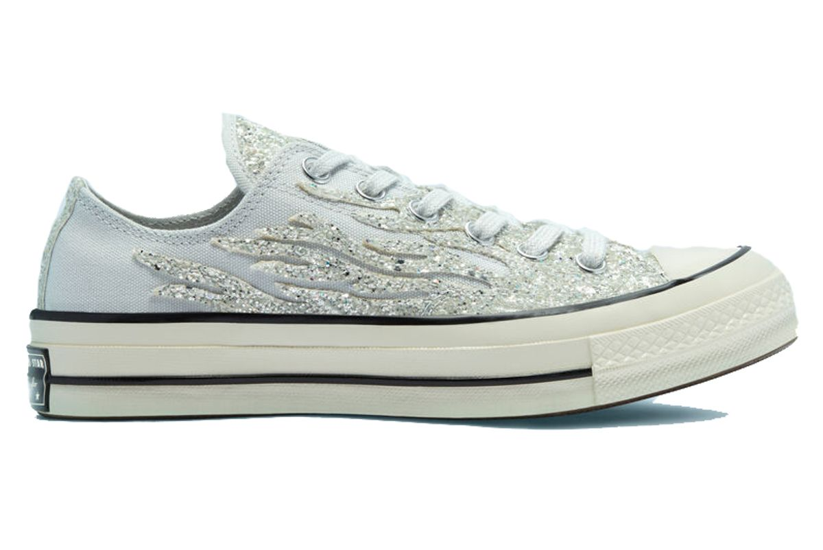 converse glitter shine chunk 70