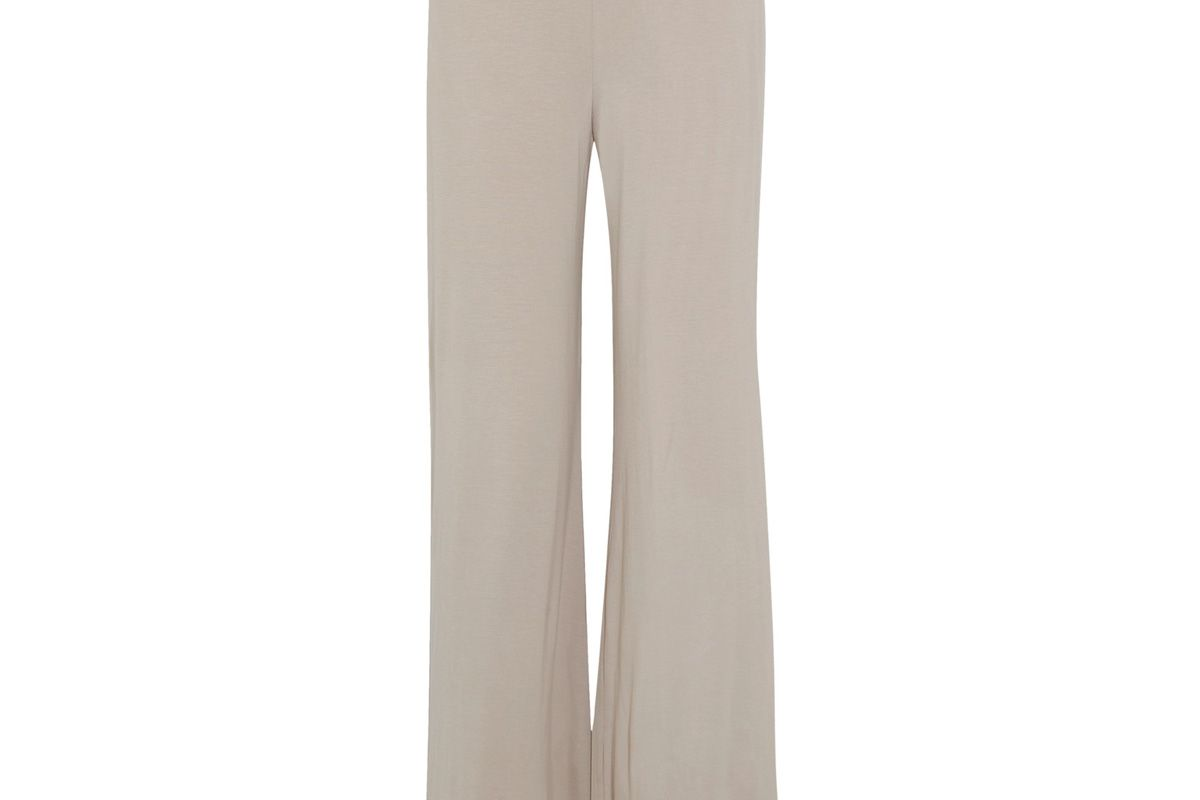 Minimalista Stretch-Jersey Pajama Pants