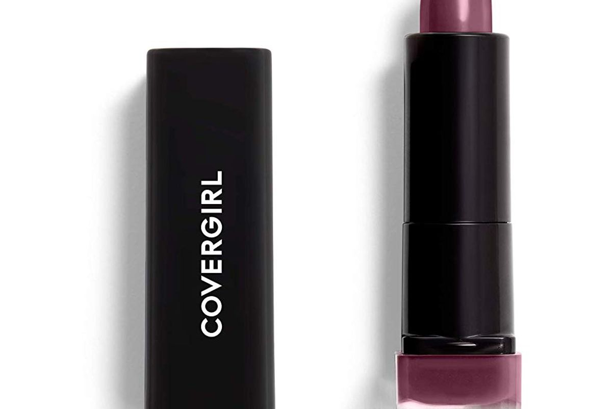 covergirl online only exhibitionist demi matte lipstick