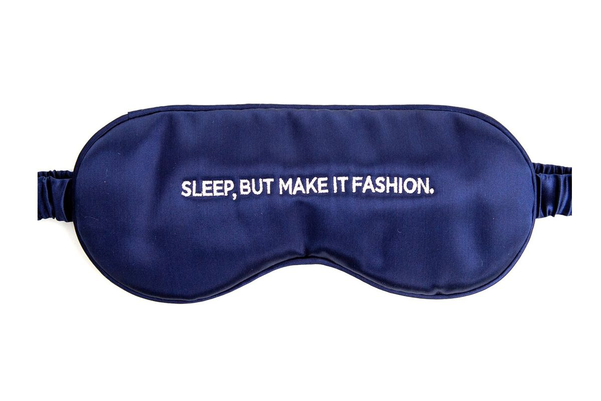 coveteur x slip sleep mask