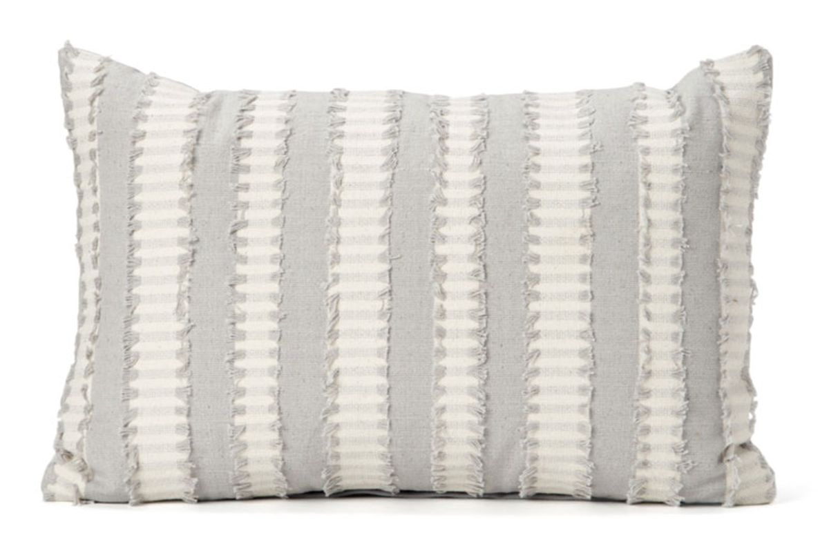 Dotted Medallion Pillow