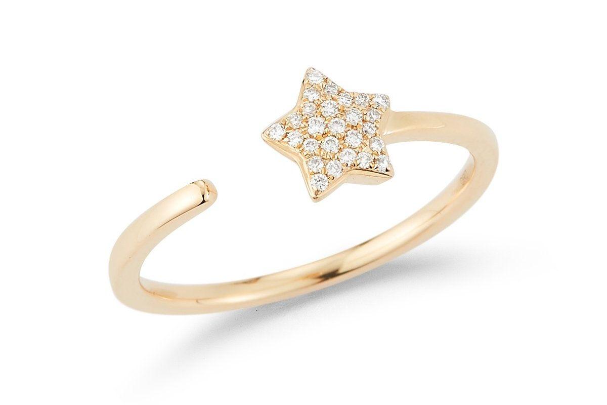 Single Star Ring