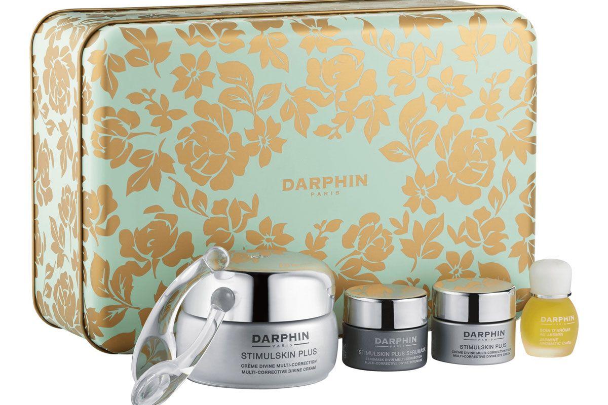 darphin stimulskin plus divine youth botanical infusion