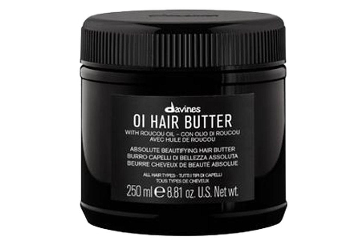 davines beauty oi hair butter