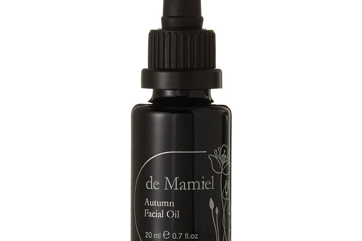 de mamiel autumn facial oil