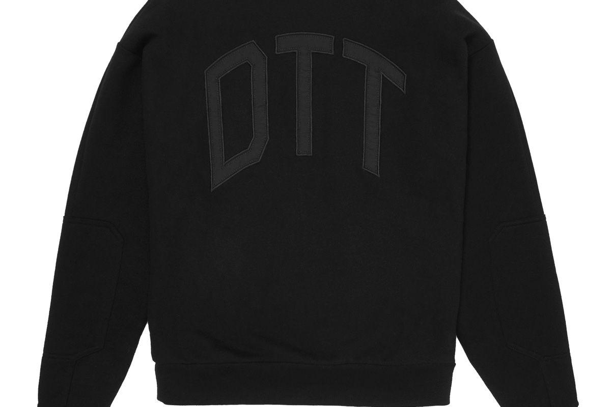 Dennis Crewneck Sweater