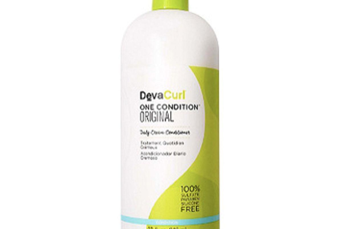 devacurl one condition original daily cream conditioner