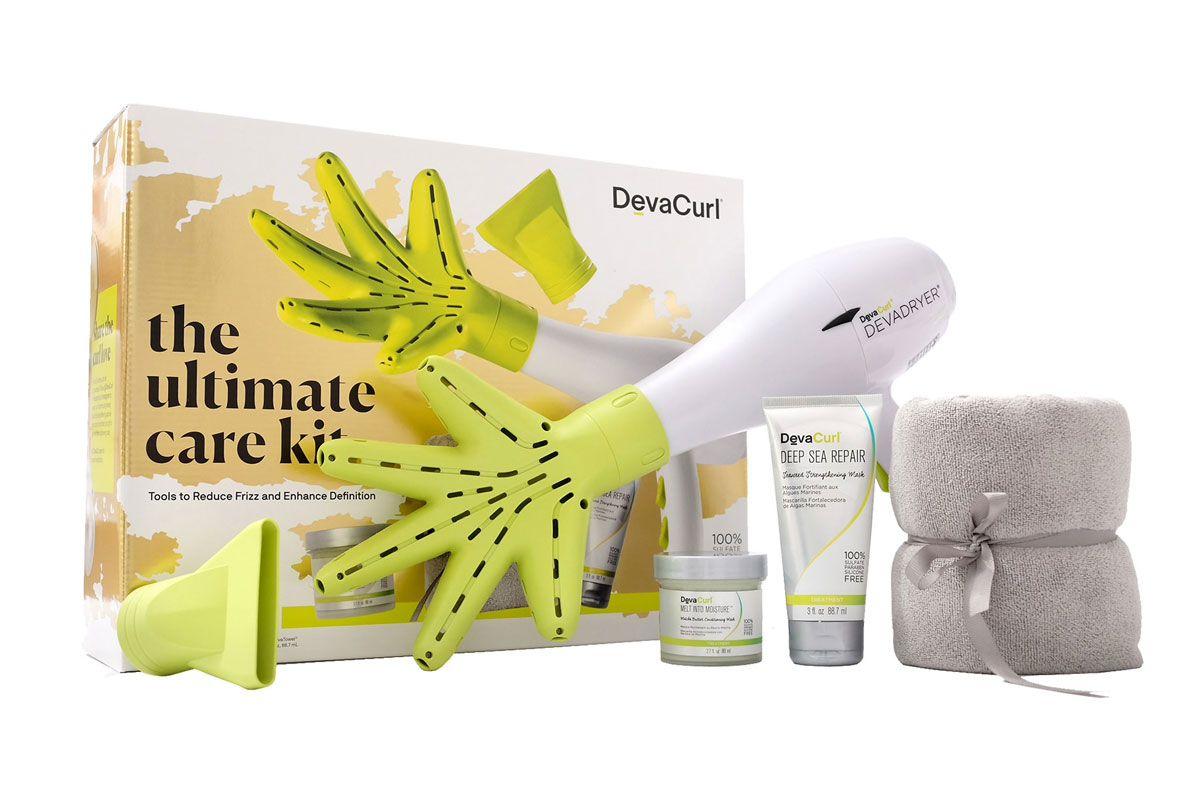 devacurl the ultimate care kit
