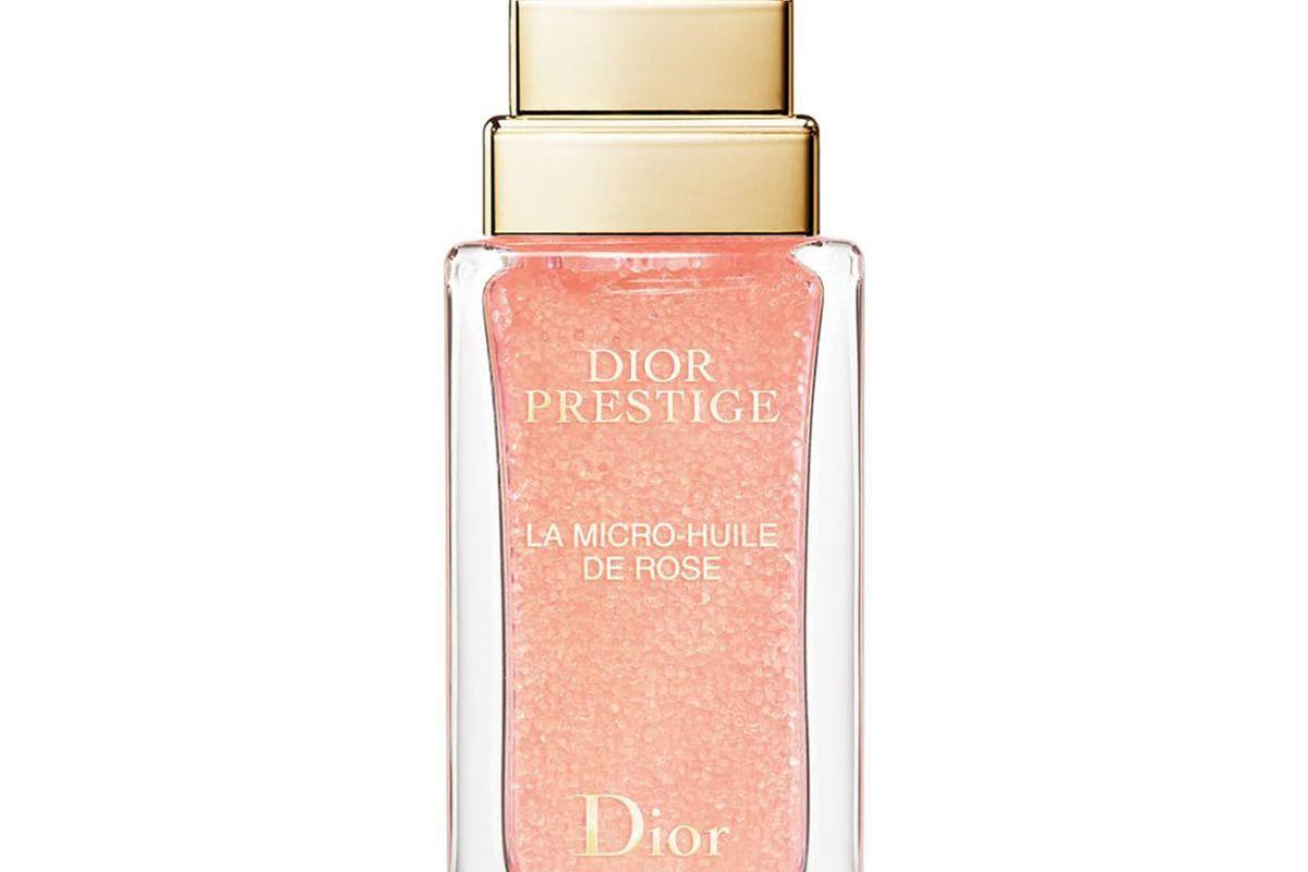 dior prestige micro oil de rose advanced serum