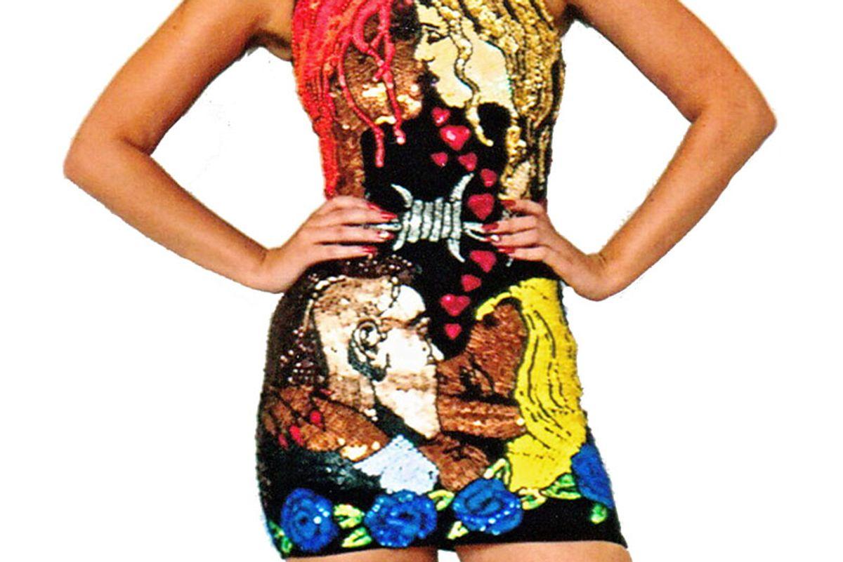 Love Is In Mini Dress