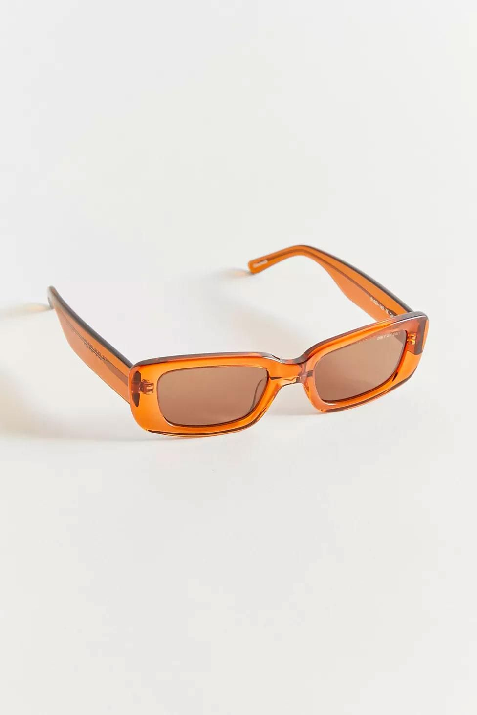 dmy by dmy preston rectangle sunglasses