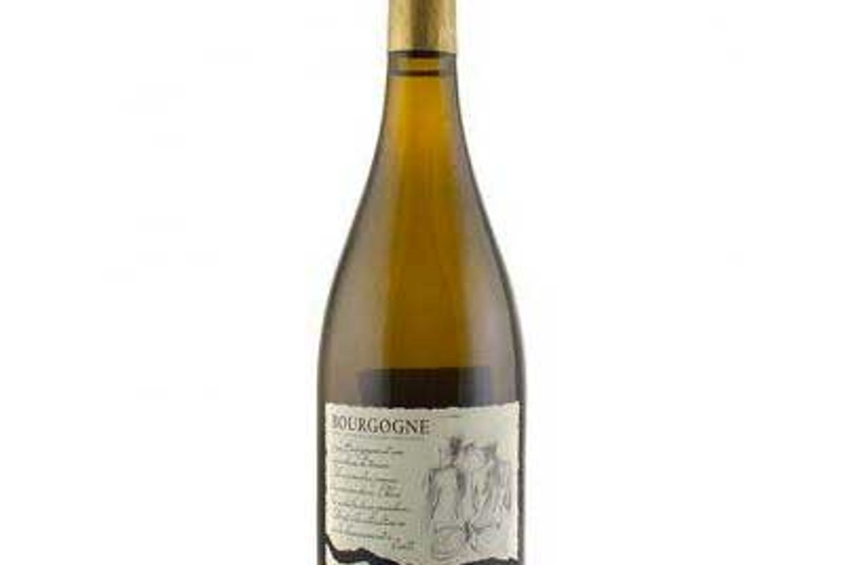 domaine fourrier chardonnay bourgogne blanc 2018