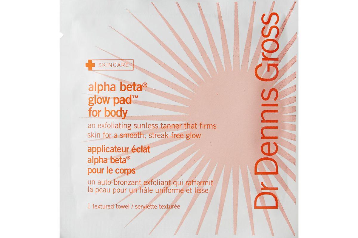 dr dennis gross alpha beta hydroxy pads