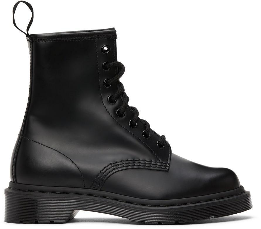 dr martens mono 1460 boots