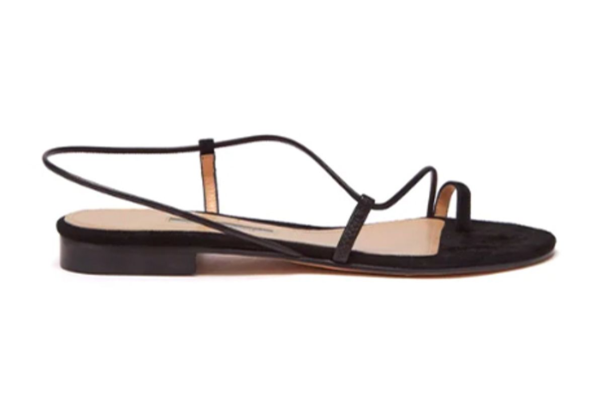 emma parsons susan leather and suede slingback sandals