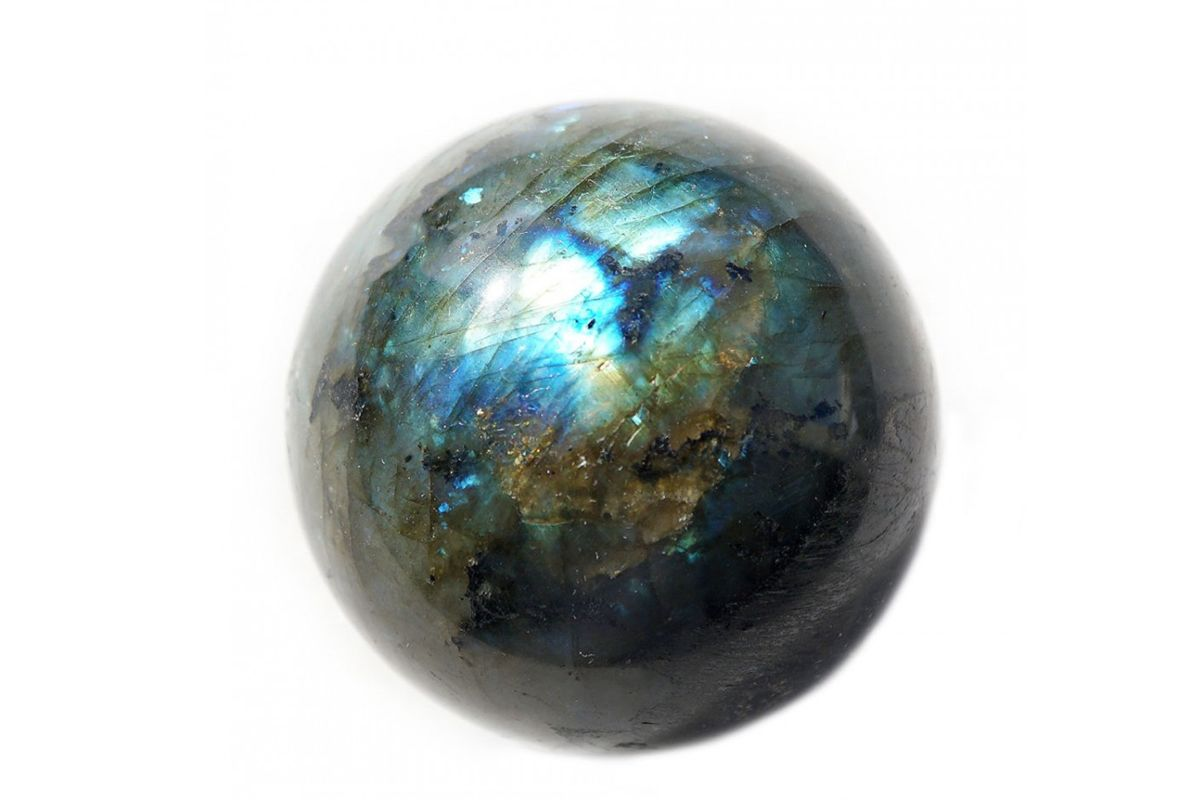 energy muse labradorite sphere